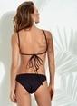 Morhipo Beach Göğüs Detaylı Bikini Antrasit